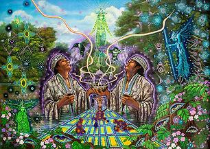 chacruna ayahuasca MHO psychadelic experience