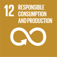 Goal 12: Ensure sustainable manufacturing and consumption