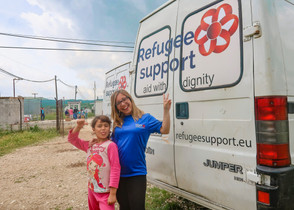 Social Good- Refugee Support EUrope Gree