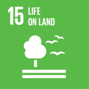 Goal 15: Protecting an restoring life and resources on land.