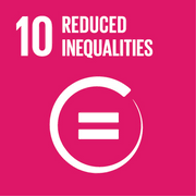 Goal 10: Reduce inequalities in local and international contexts