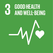 Goal 3: Ensuirng healthy lives and well-being for all.