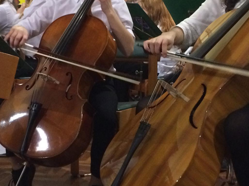 Big Violins