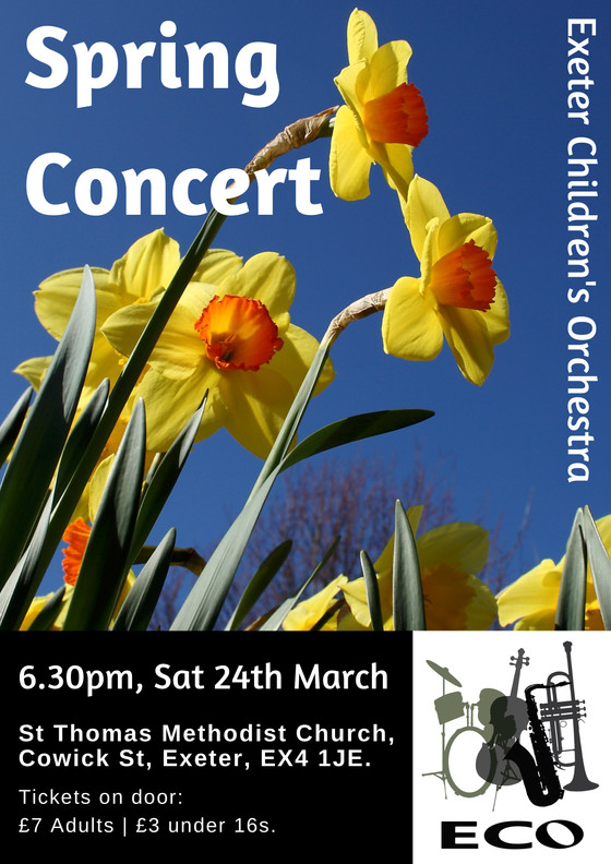 Spring Concert 24th March