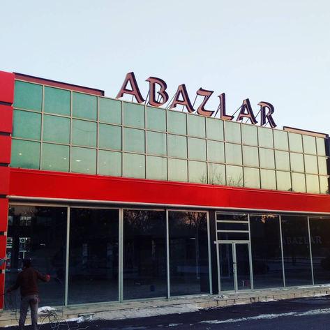 Abazlar Plaza