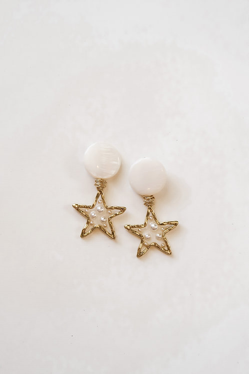 Mother of Pearl Stars