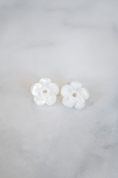 Mother of Pearl Mini Studs