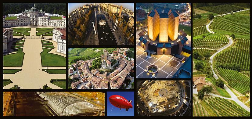 Realizziamo fotografie e filmati dall'alto dei vostri eventi o della vostra azienda, attraverso strumenti tecnologici di ripresa aerea