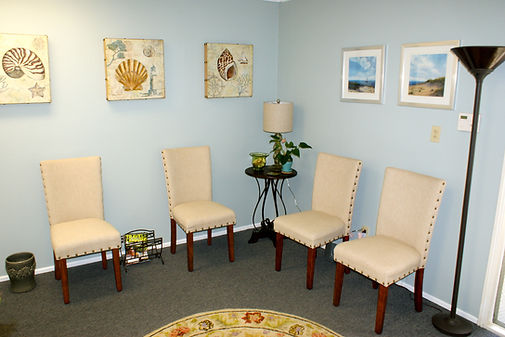 Dr. Erin Clark, PSY.D. office space in Carlsbad, CA