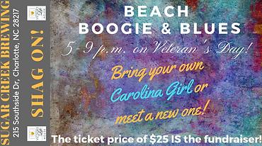 Beach, Boogie & Blues