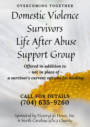 Life After Abuse Support Group