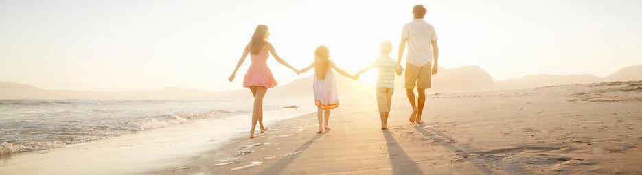 happy family, peace