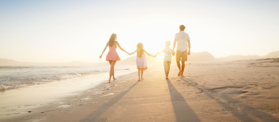 5 REASONS WHY YOU SHOULD GIVE YOUR KIDS THE GIFT OF TRAVEL