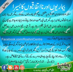 Beemari Aur Naitafaqi Repeat
