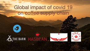 Global Impact of Covid 19 on the Coffee Supply Chain