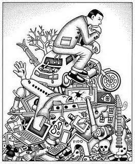 Sociedade do consumo x Utopia