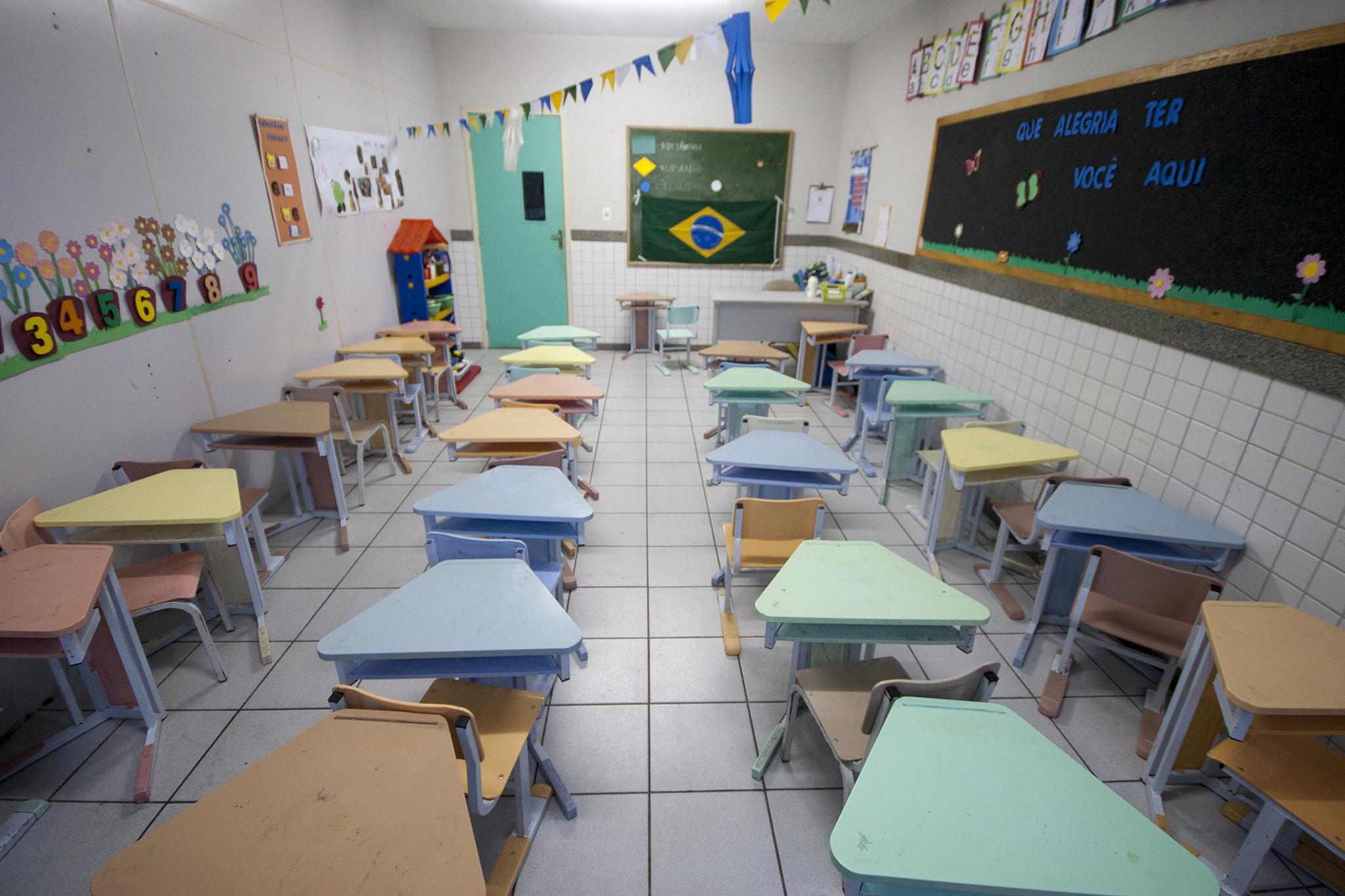 Sala de aula | Miosótis