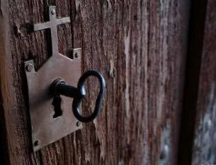 O ritual das chaves