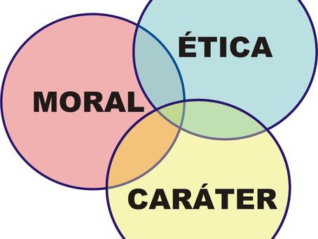 ÉTICA: de onde vêm os 'nossos' valores?