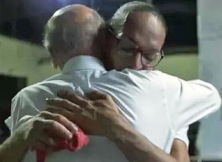 O abraço que nos afasta