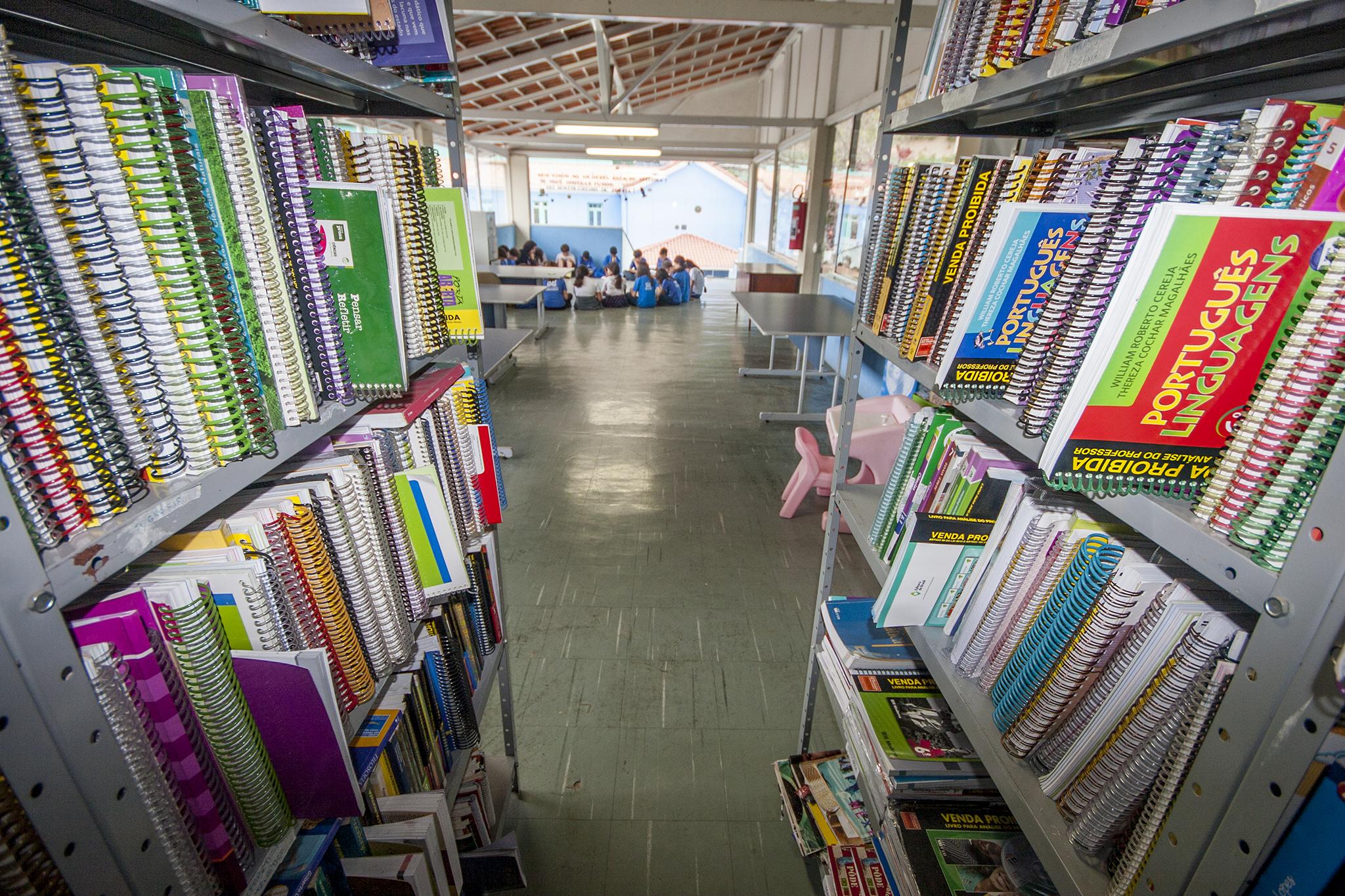 Biblioteca | Nova Friburgo | Miosóti