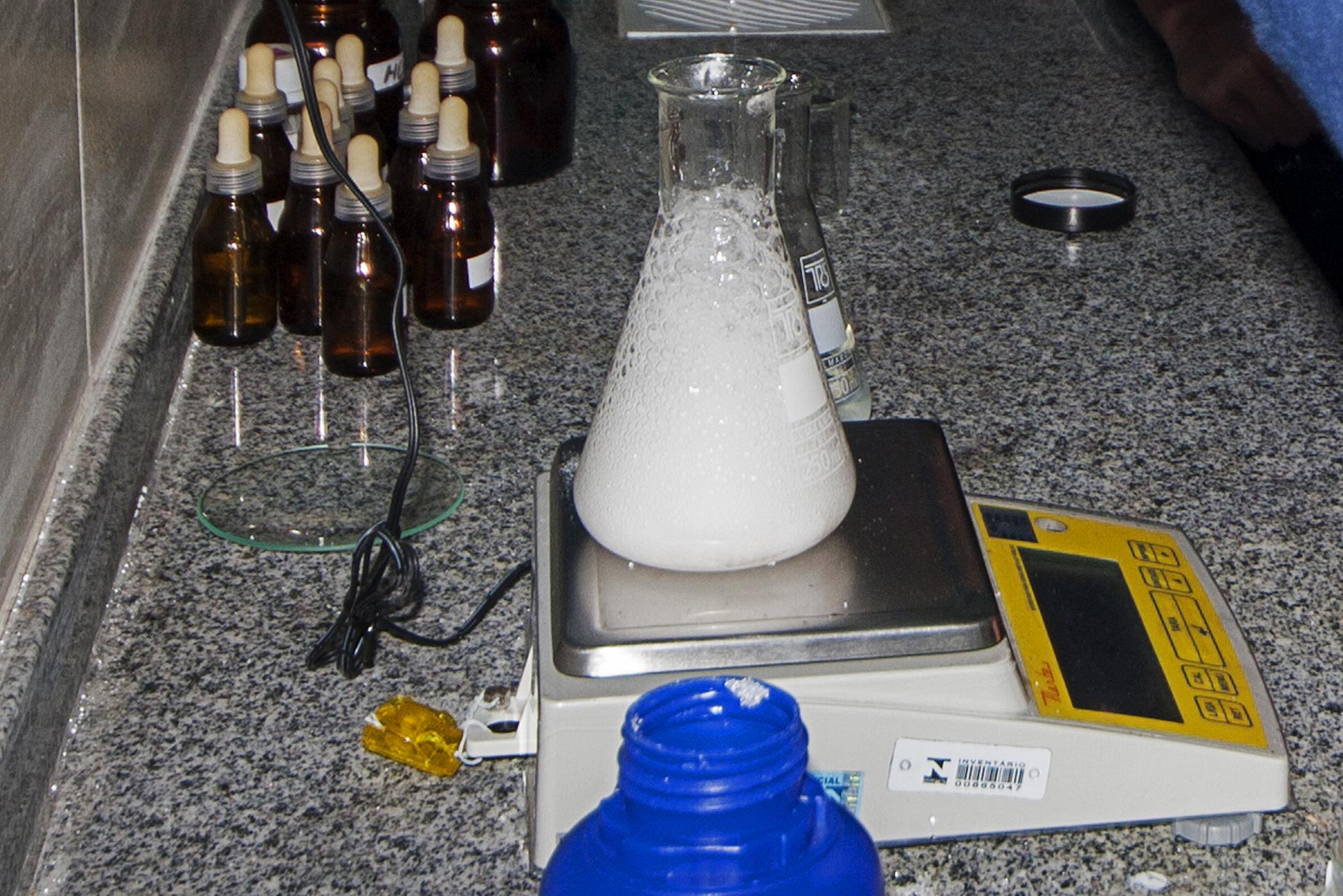 Laboratório | Miosótis