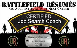 Battlefield Resumes Certified Job Search Coach