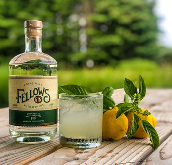 Gin Basil Crush Outdoor Product Shot Squ