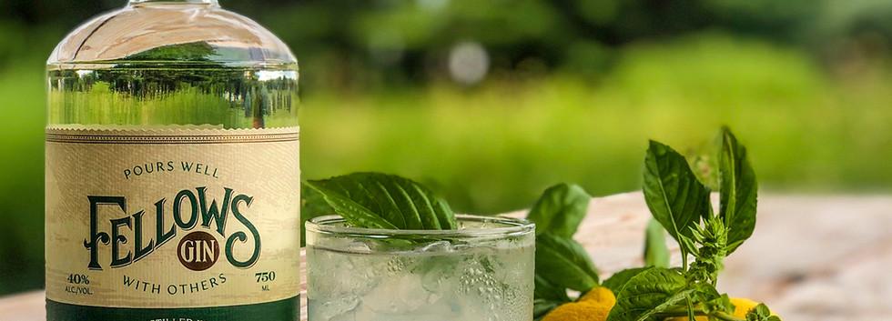 Gin Basil Crush Outdoor Product Shot Squ