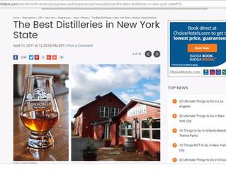 Fodor's Travel - Best Distilleries in New York State
