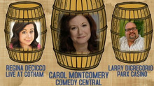 Distillery Comedy Night May 6th