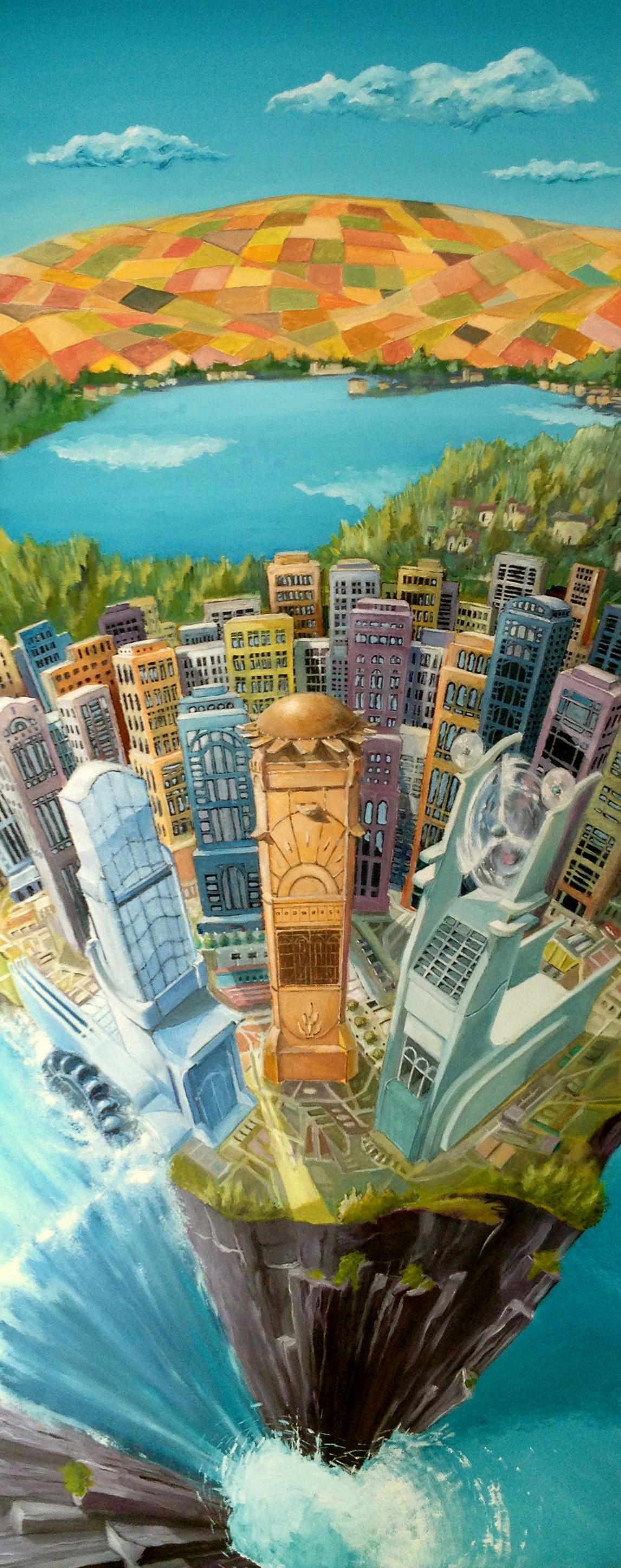 La città dell'energia