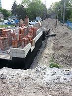 concrete foundation contractors willowdale