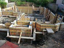 house foundation
