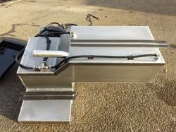 Custom Aluminium fuel tank