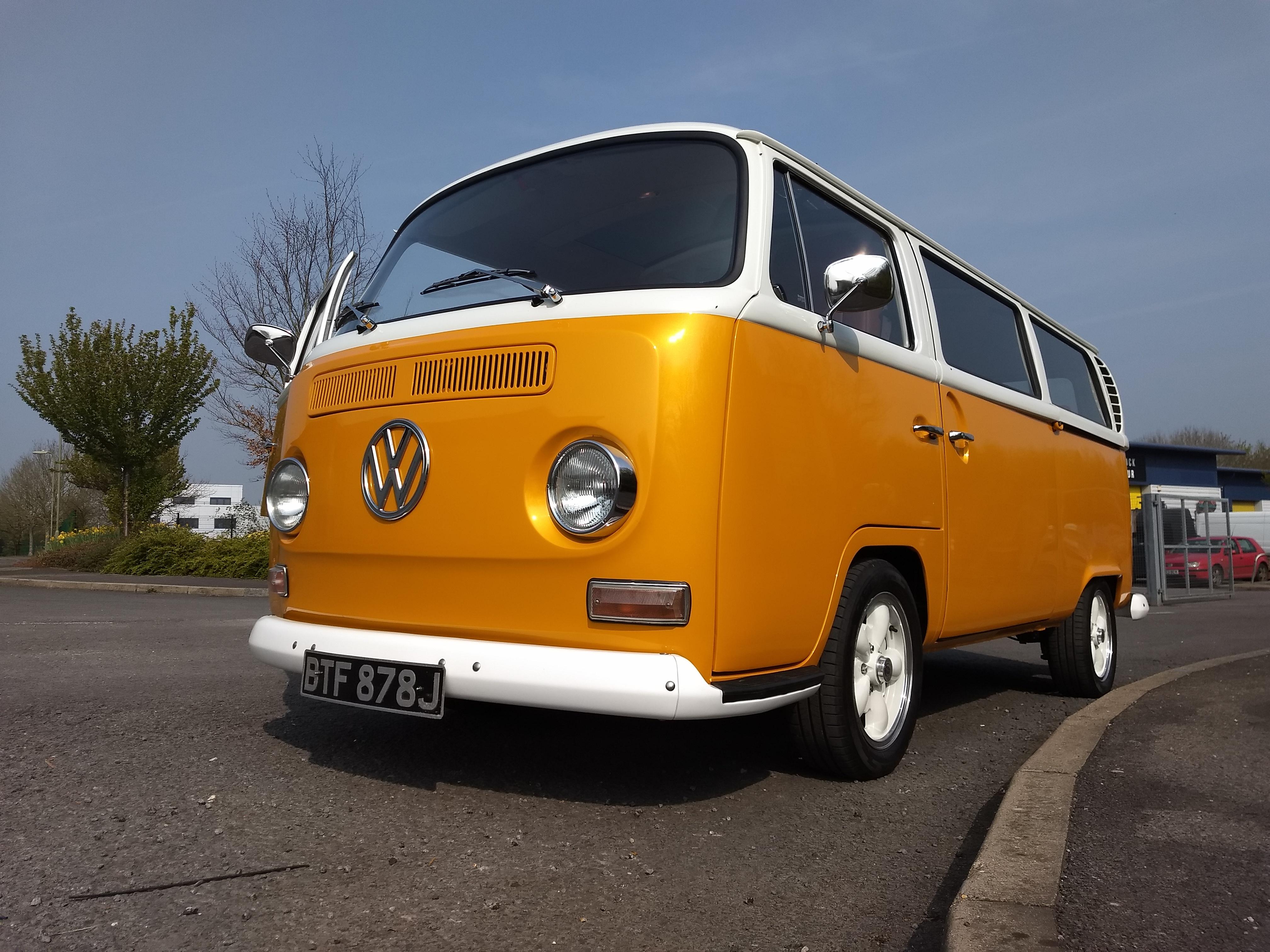 1970 VW T2 Baywindow
