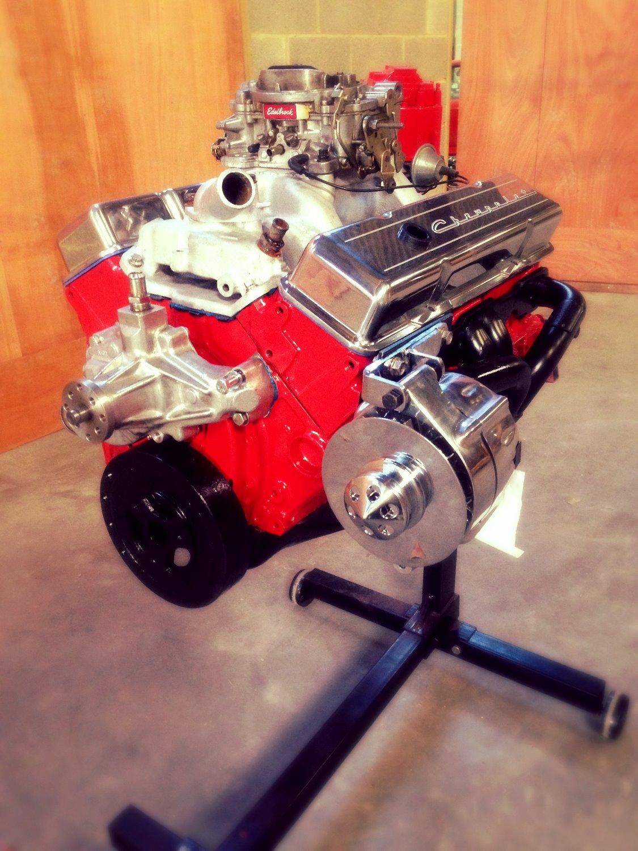 350 ci Small block chevy V8