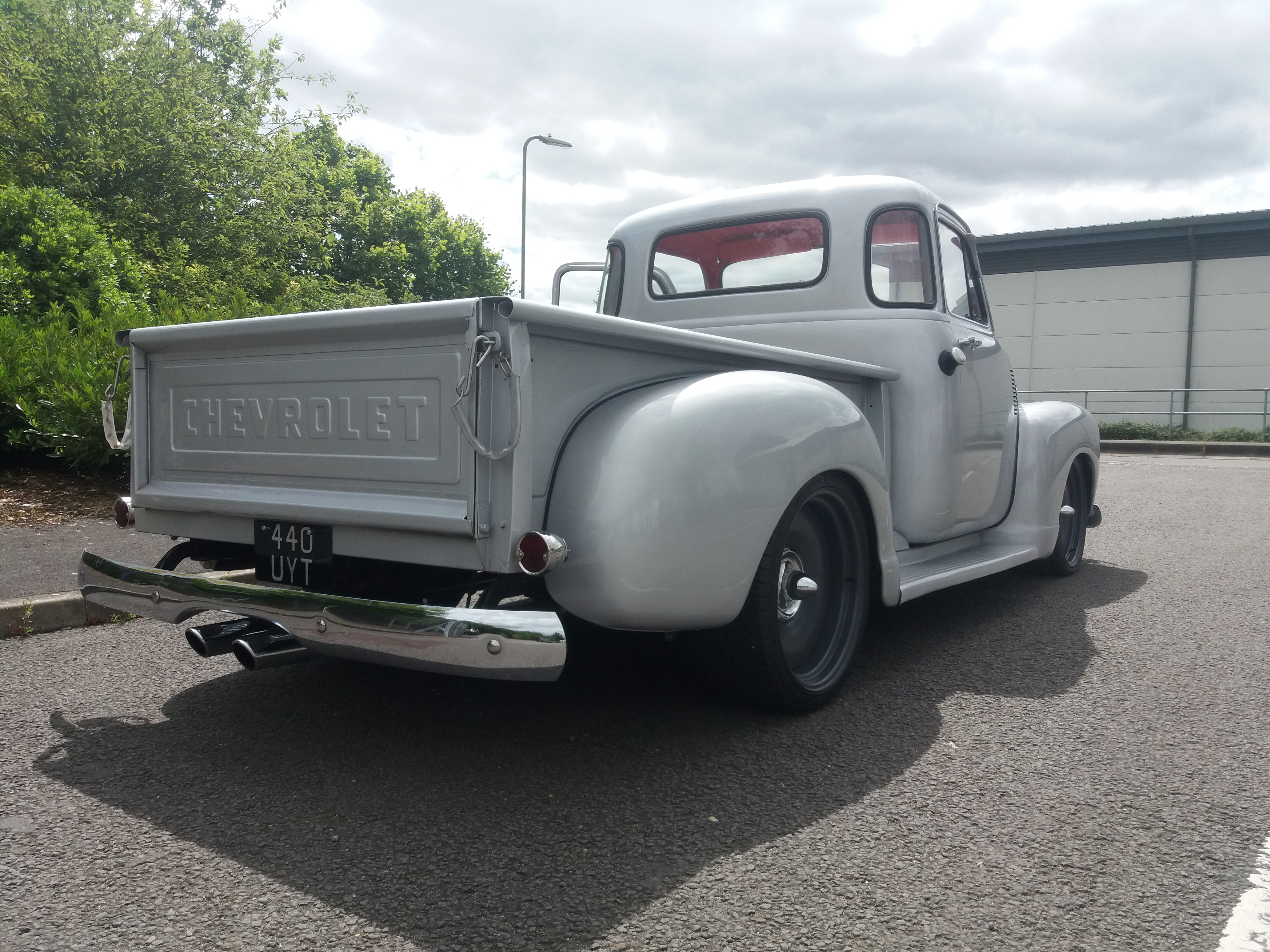 Chevy 1954 3100