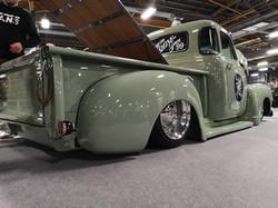 Chevy 3100 stepside truck
