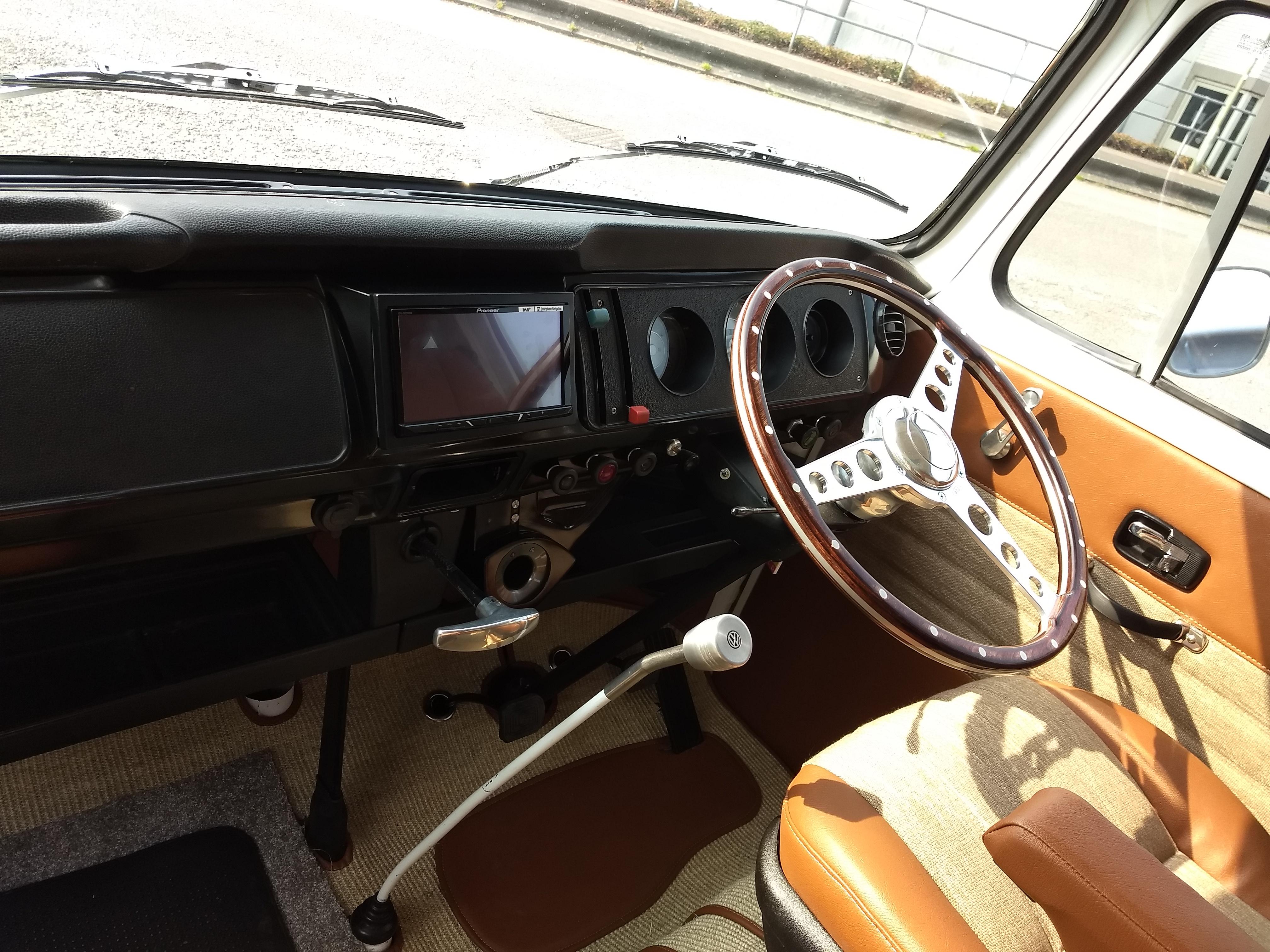 VW T2 bay window