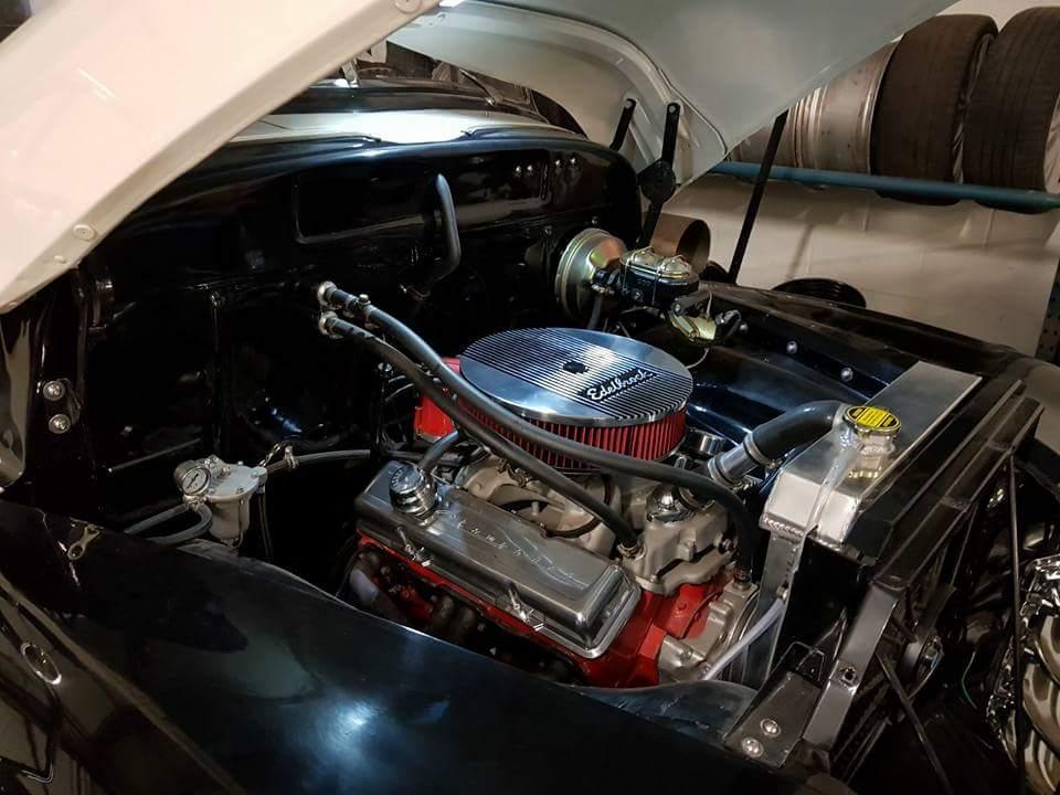 1952 Chevy 3100 stepside