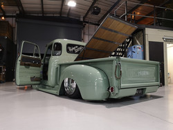 Chevy 3100 on air ride