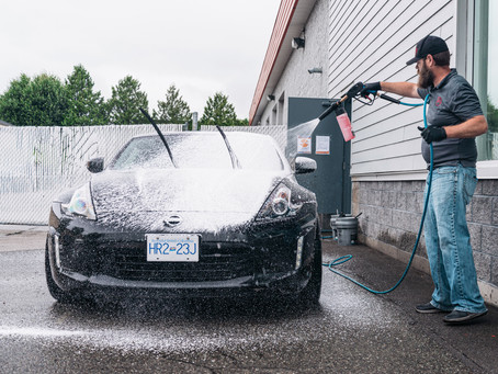 Is There A Scratch Free Way To Wash Your Vehicle?