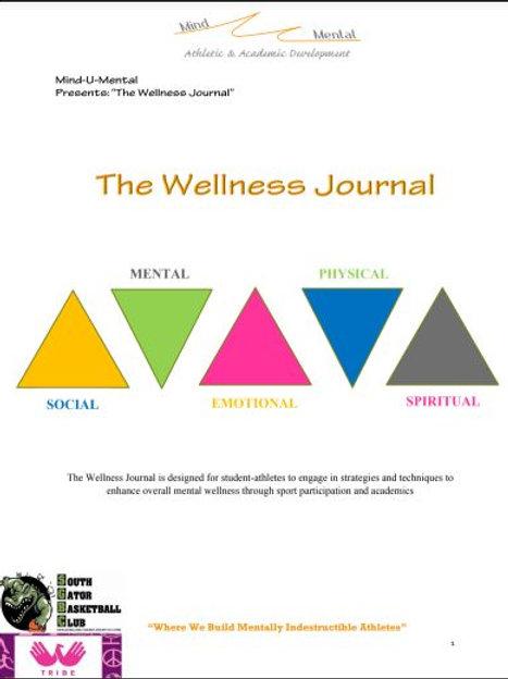 [Digital] Mind U Mental Presents: The Wellness Journal