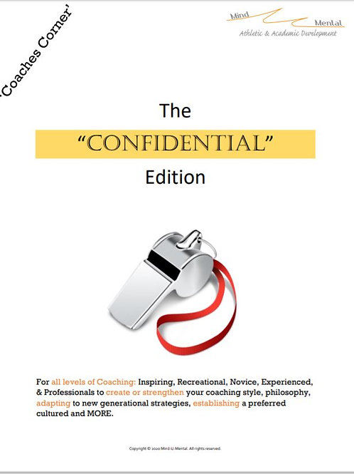 "[Digital] The ""Confidential"" Edition"