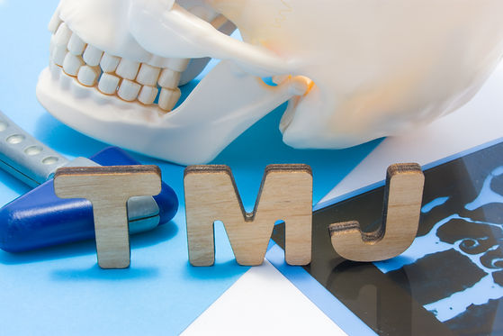 TMJ medical abbreviation of temporomandi