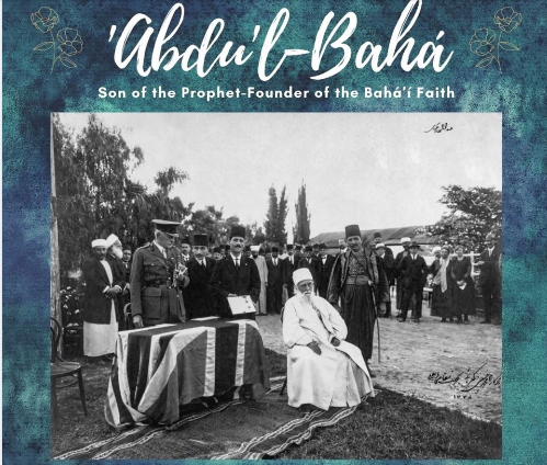 Abdu'l-Baha | A story about how His generosity saved thousands in Haifa & Akka during World War I. Please click the link below