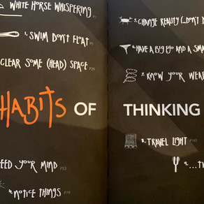 9 habits of thinking BIG