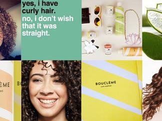 Cheveux Afro Bouclème, produits capillaires pour cheveux bouclés