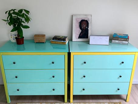 How to customise a Ikea Koppang?